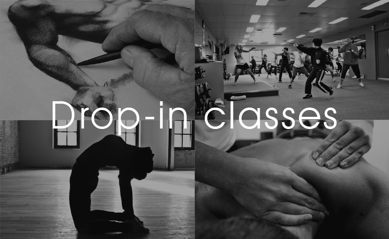 Drop-in classes image