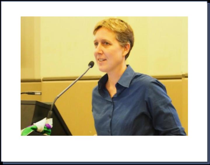 Sally McManus - Grand Stirrer Award Recipient