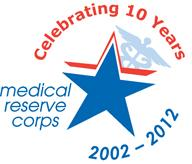 "NYC Medical Reserve Corps ""Weapons of Mass Destruction"""