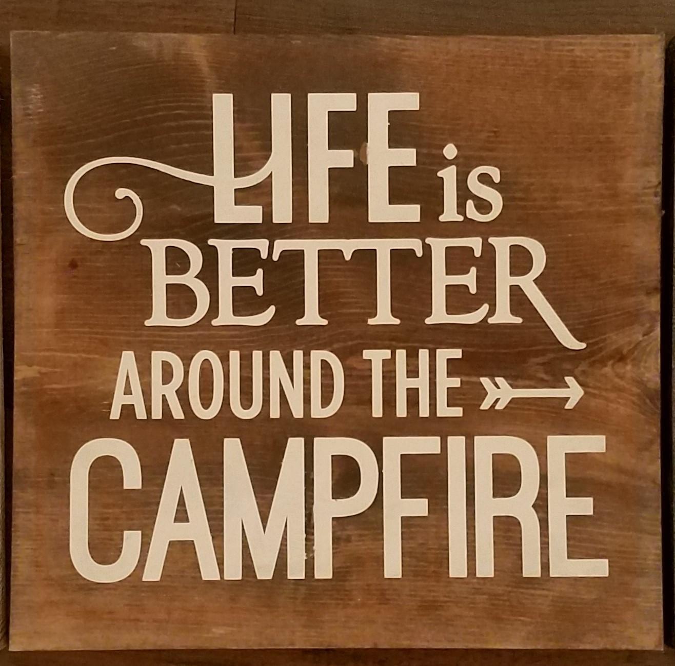 #1. Campfire