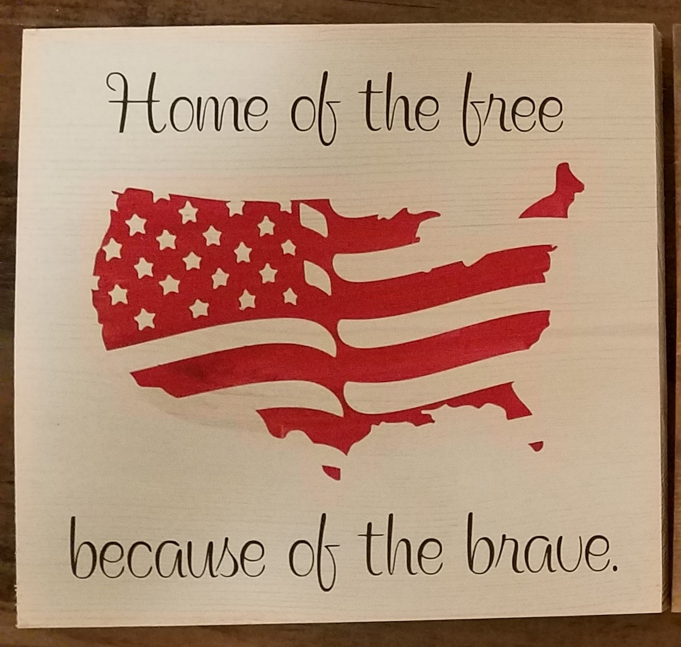 #4.  Home of the Free