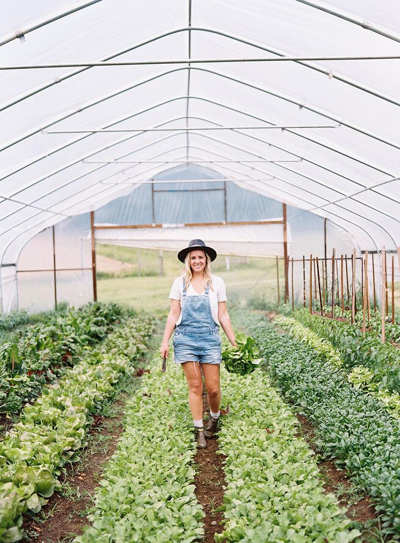 Lauren of Bloomsbury Farm