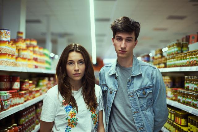 Hannah & Falco by Florian Josephowitz