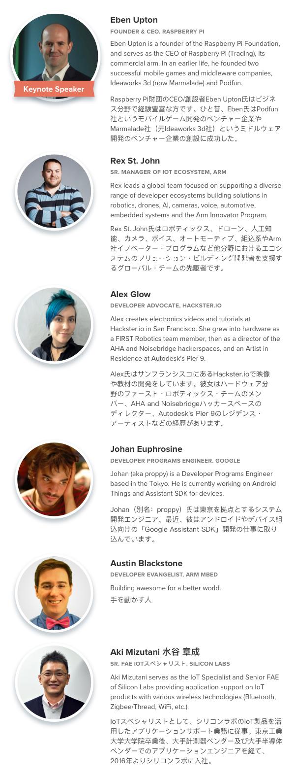 Tokyo Speakers
