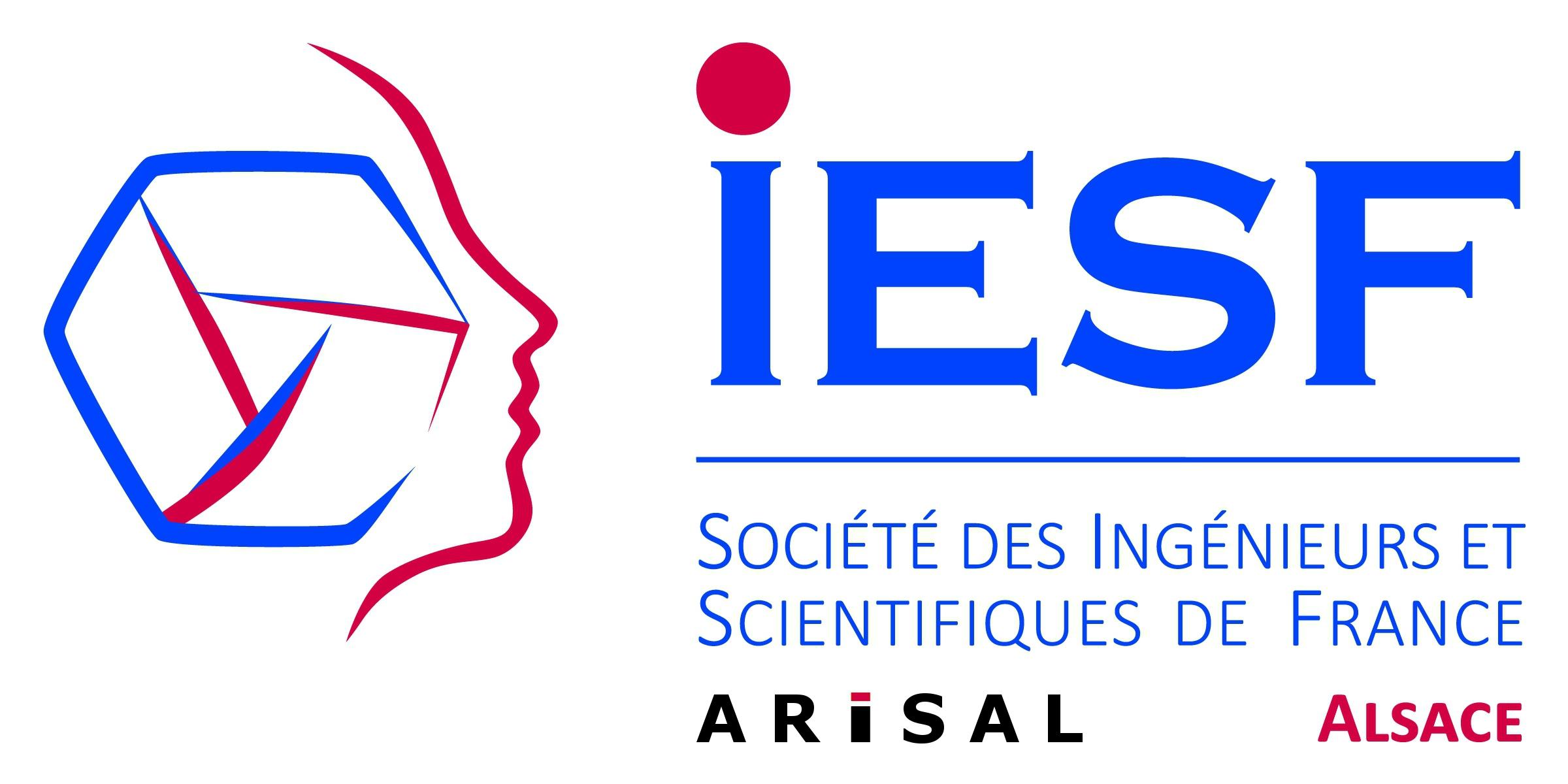 logo IESF Alsace