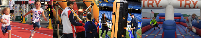The Great British Sports Show banner