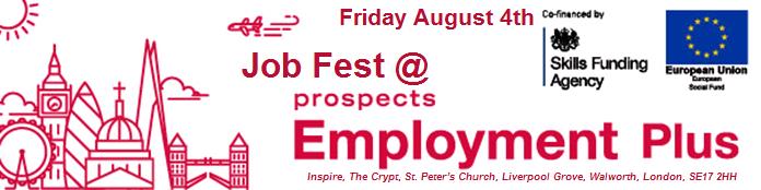 Job Fest Logo
