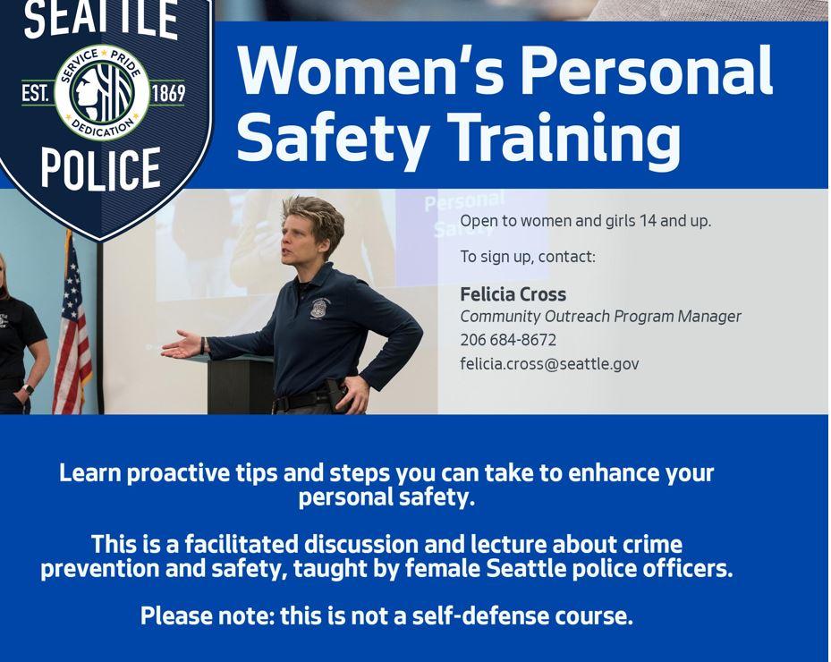 Seattle Police Training Cener- Bldg C