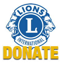 Lions International Emblem® not for use by the public