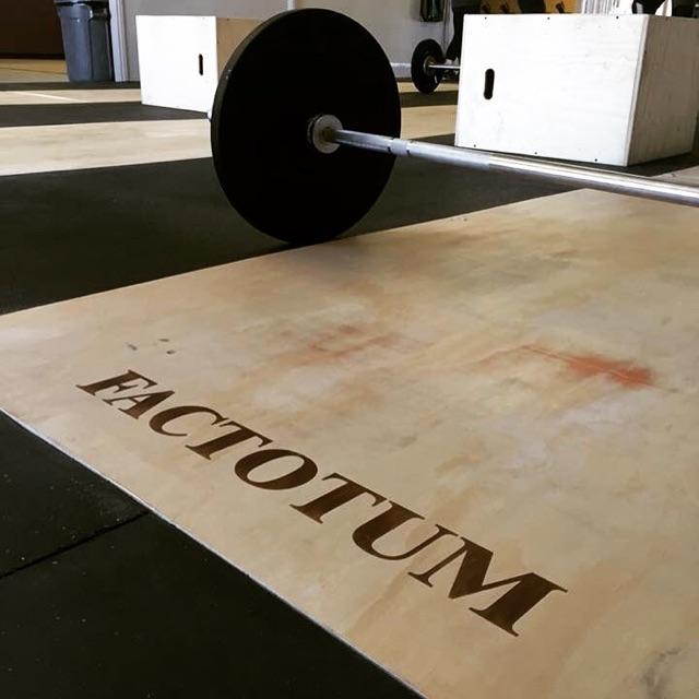 Factotum Logo