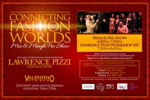 MIX & MINGLE at VALENTINO with INTERNATIONAL DESIGNER...