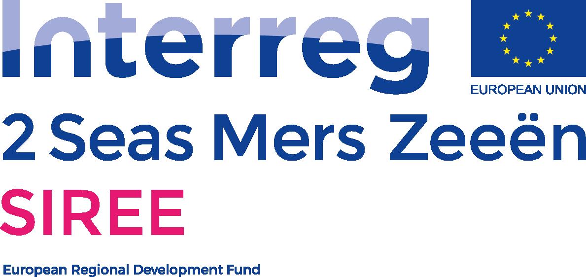 SIREE Interreg 2 Seas Mers Zeeën