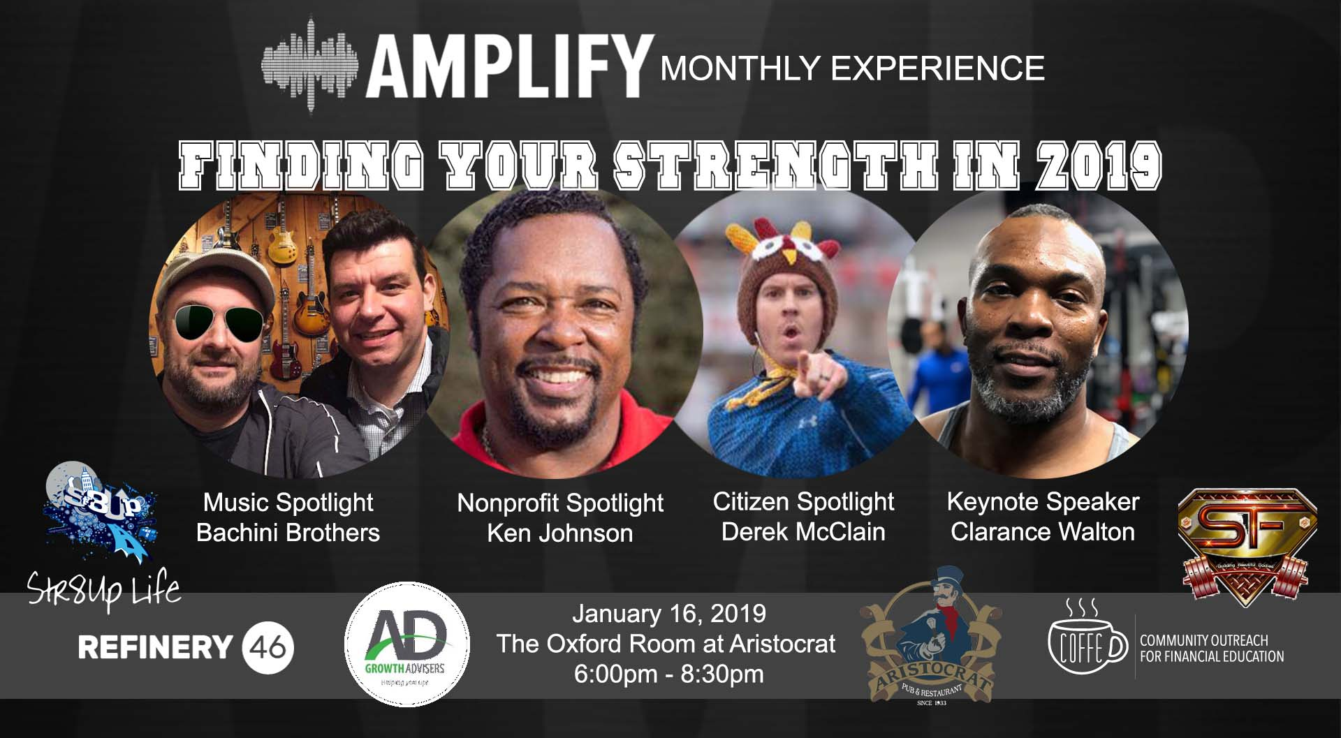 Amplify Indy Monthly January 2019