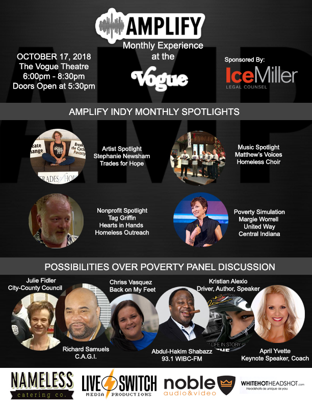Amplify Indy Experience October 2018