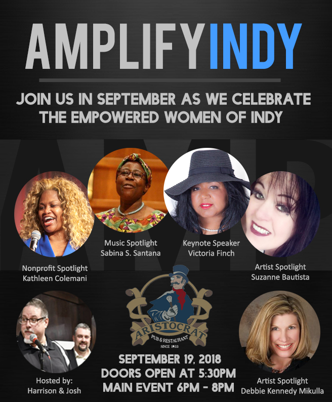 Amplify Indy Experience September 2018