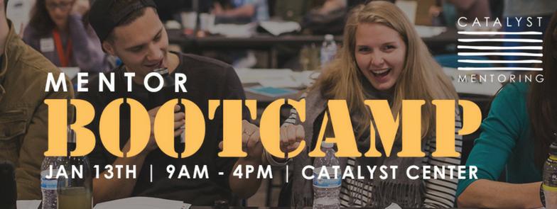 Catalyst Mentoring Center Training