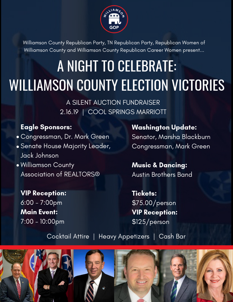 Williamson County Election Victory Party
