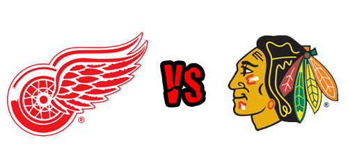 Motorcity casino red wings