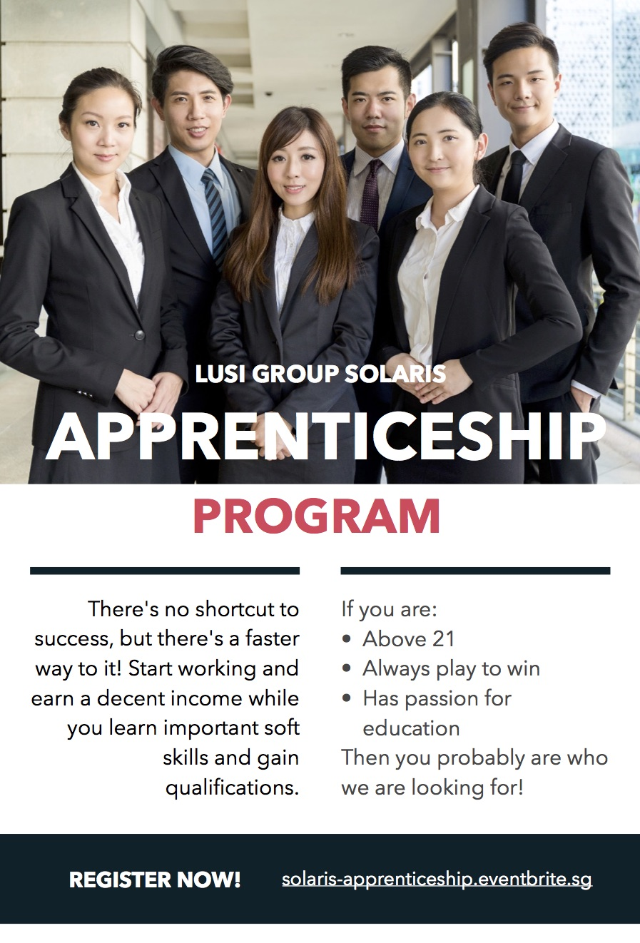 Apprenticeship Invite