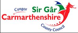 Carmarthenshire County Council logo