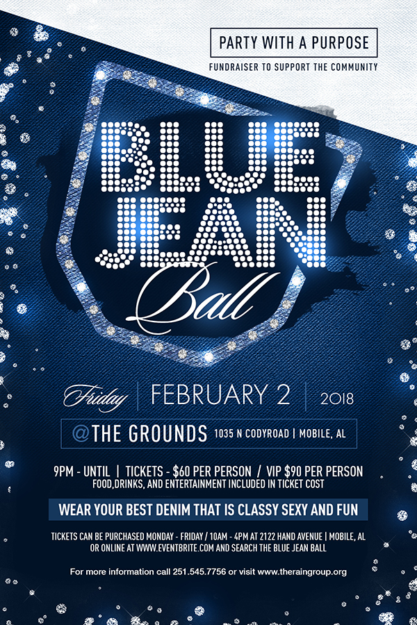 The Blue Jean Ball 2018