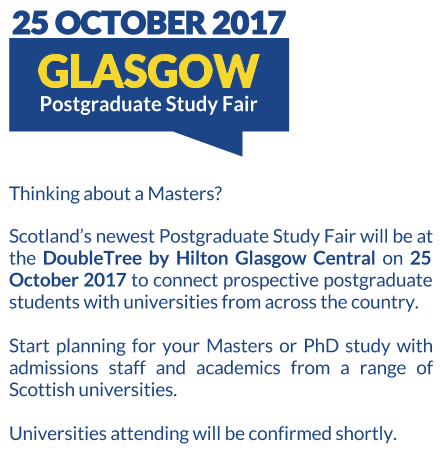 Masters.scot event description