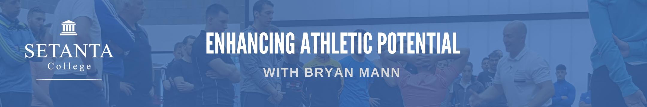 Bryan Mann Setanta College