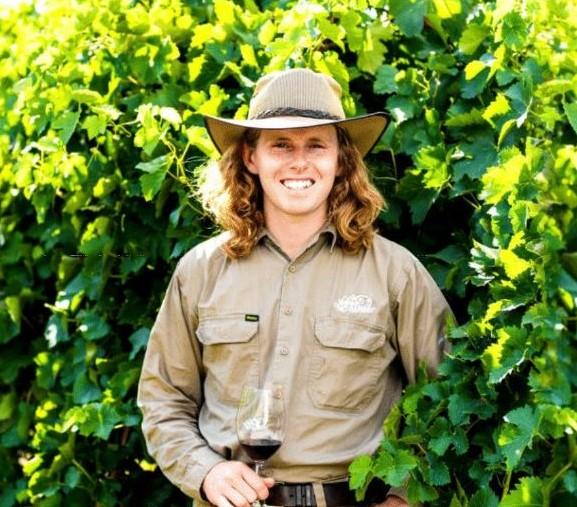 Luke Marrquis, Mollydooker Wines
