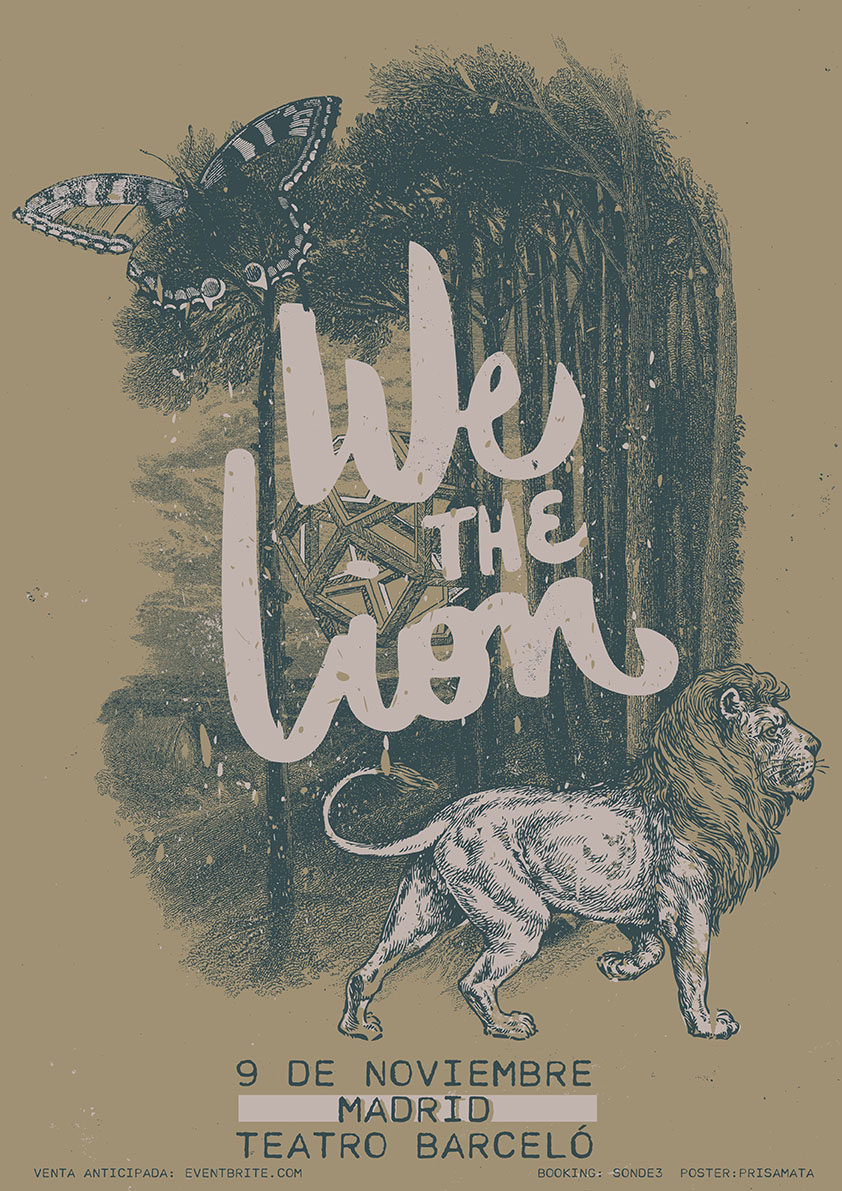 We The Lion en Madrid