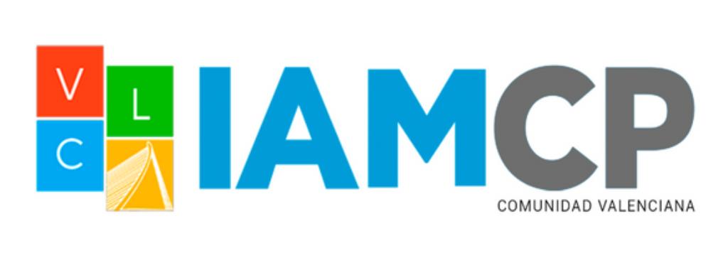 Logotipo de la IAMCP de la Comunidad Valenciana