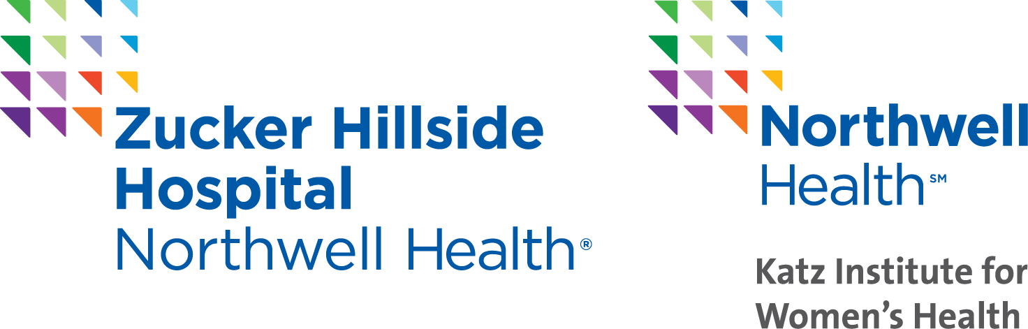 Zucker Hillside Hospital and Katz Institute for Women's Health Logos