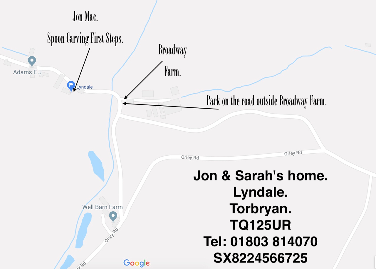Directions to Torbryan.