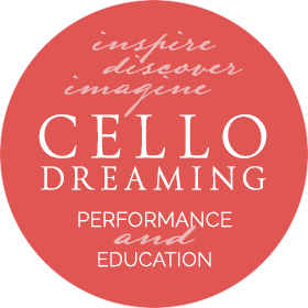 Cello Dreaming logo