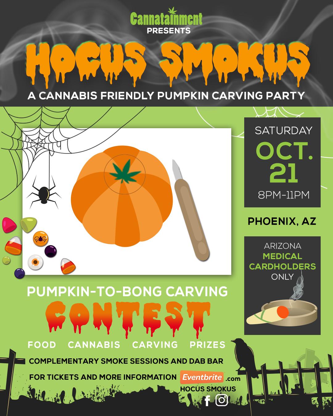 Hocus Smokus Cannabis Event