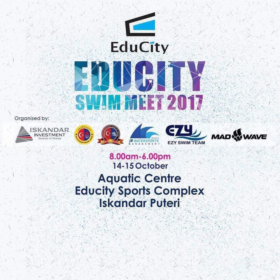 EduCity Swim Meet 2017