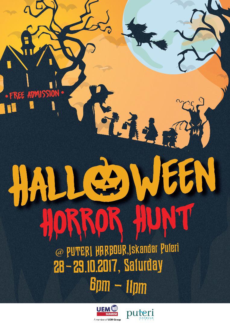 Halloween Horror Hunt