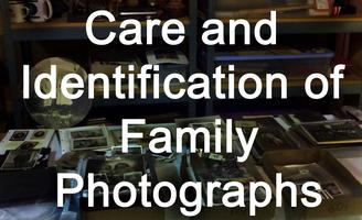 Care and Identification of Family Photographs