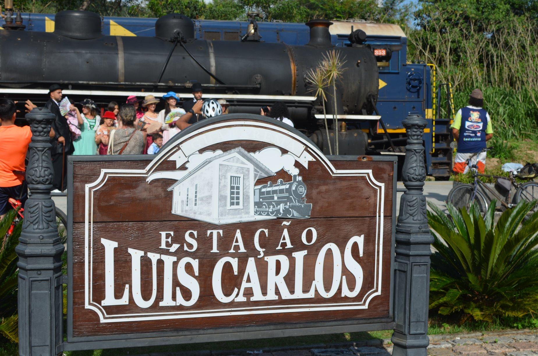 Estação Luis Carlos