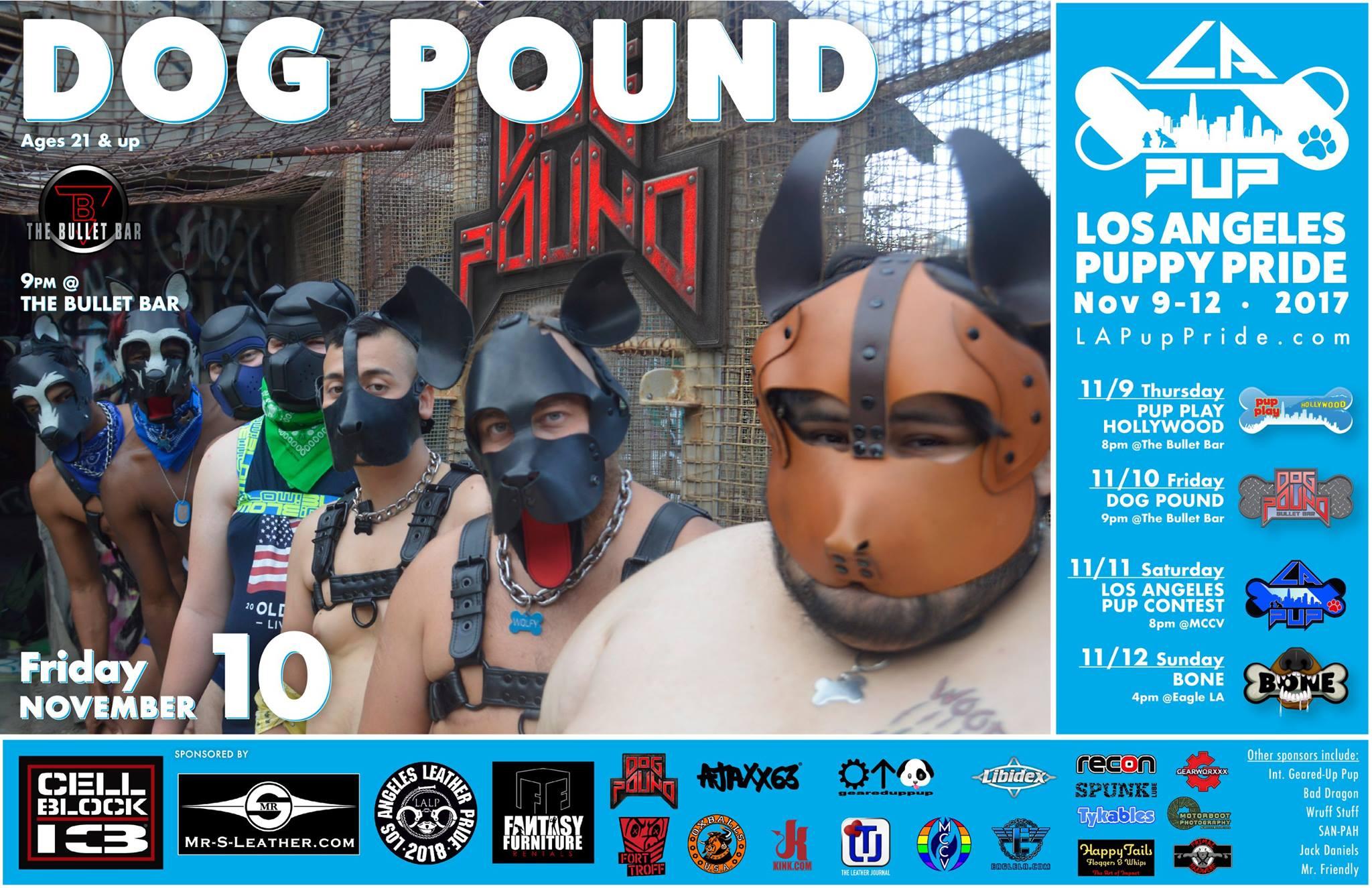 Dog Pound (Official Meet n Greet)