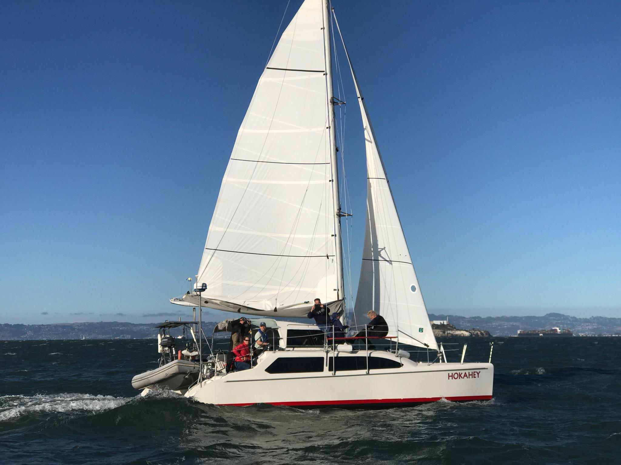 Hokahey Catamaran