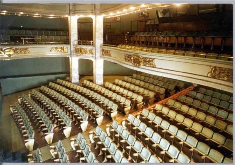Teatro FRojas