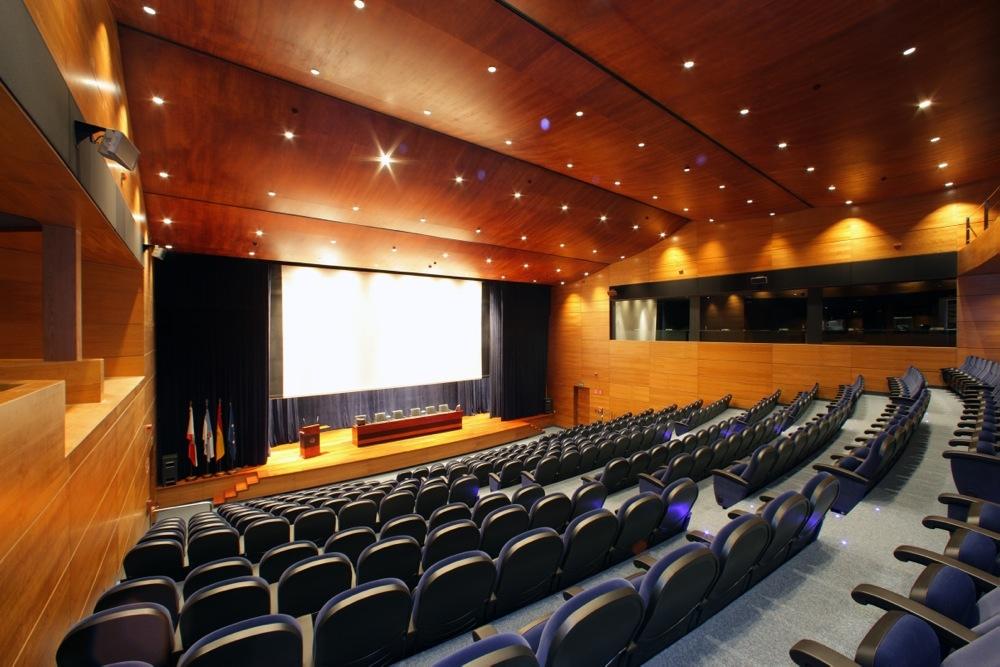 Auditorio Sede Abanca Vigo