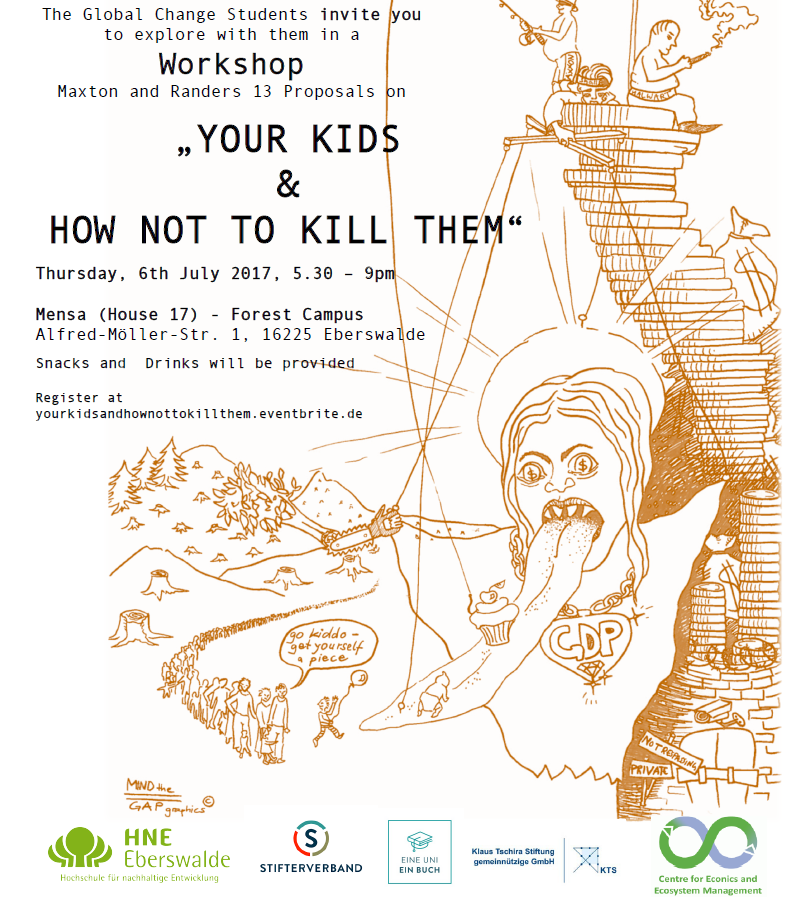 Your Kids and How Not To Kill Them