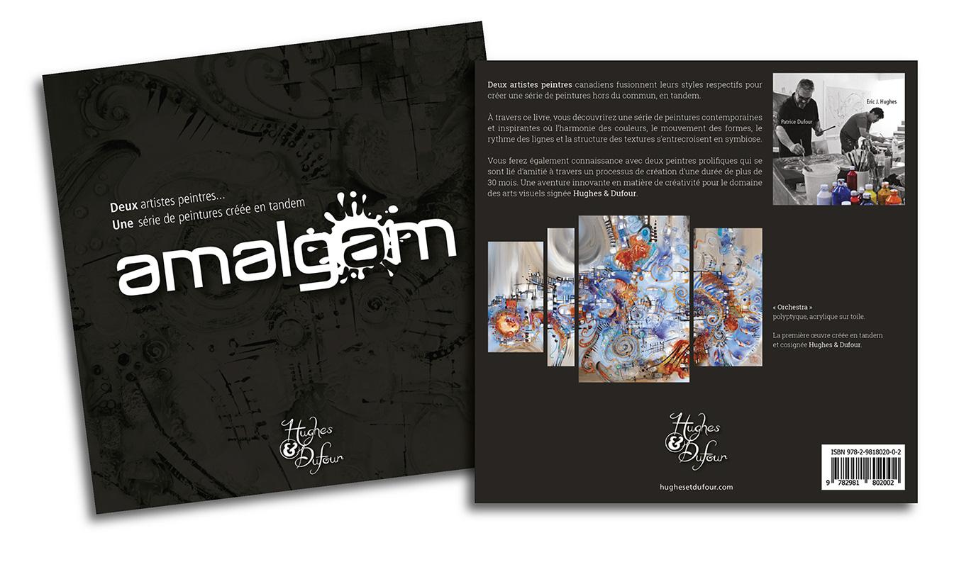 Couverture livre Amalgam
