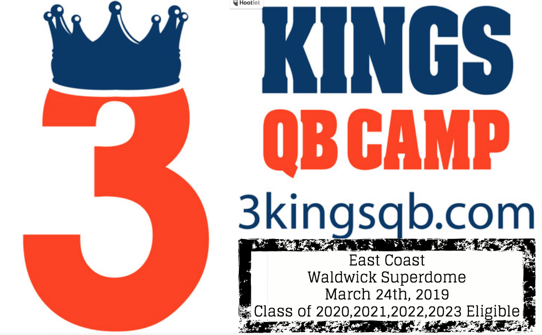 3 Kings QB Competition East Coast