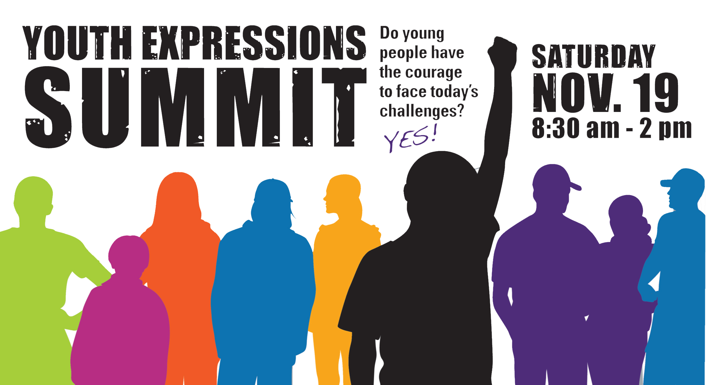 Y.E.S. Summit Graphic