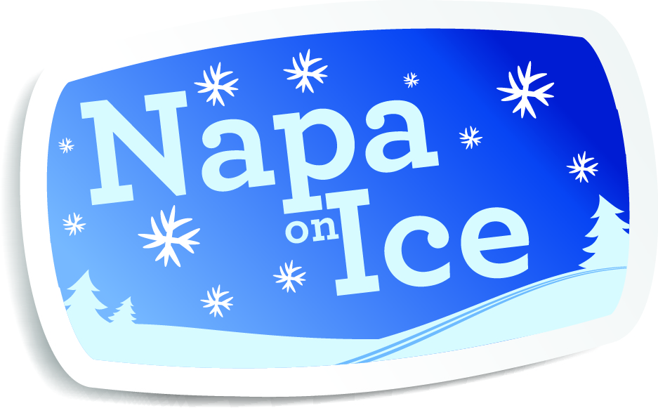 Ice skate outdoors at Napa on Ice