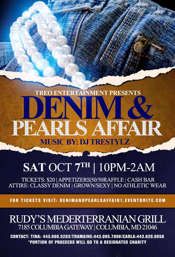 Denim and Pearls Affair1