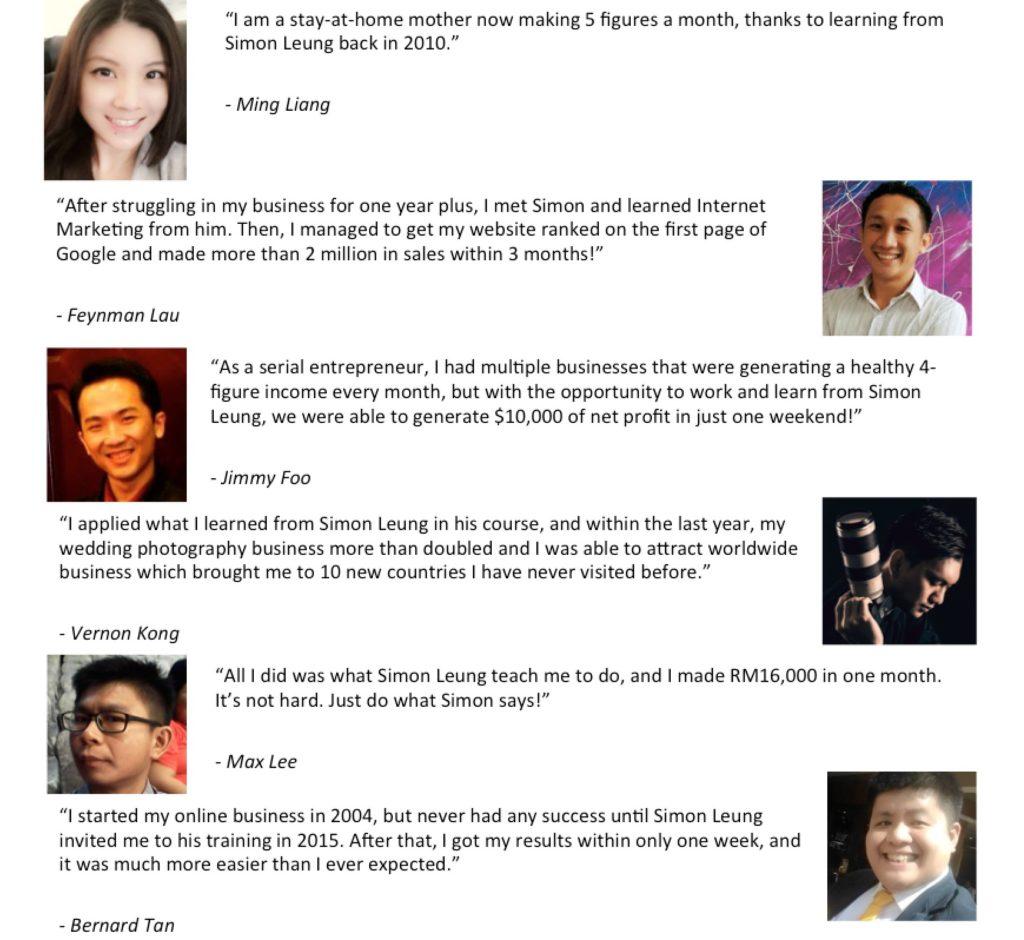 myinternetevents internet millionaire secrets