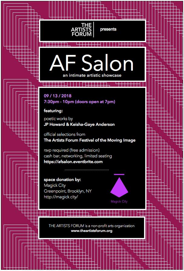AF Salon 1 invite